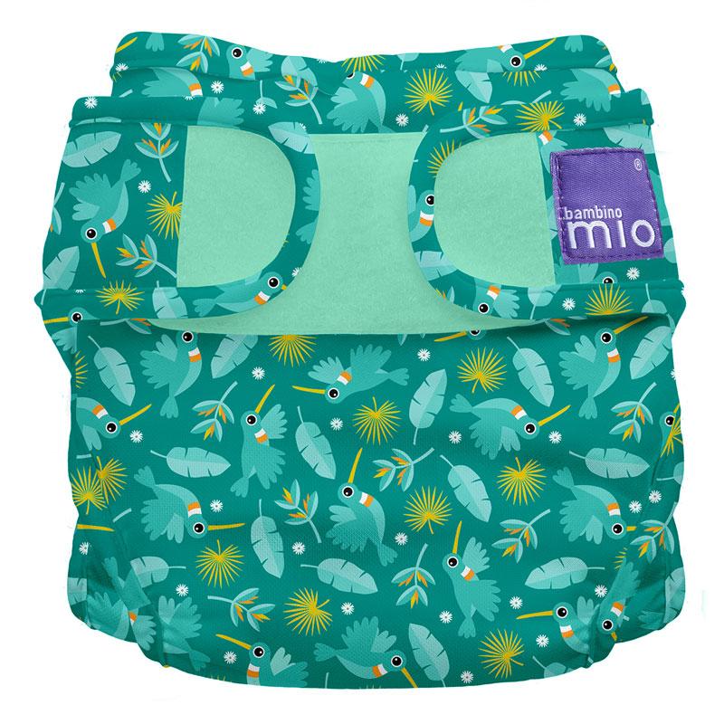 Bambino Mio Miosoft plienkové nohavičky Hummingbird Veľ. 2