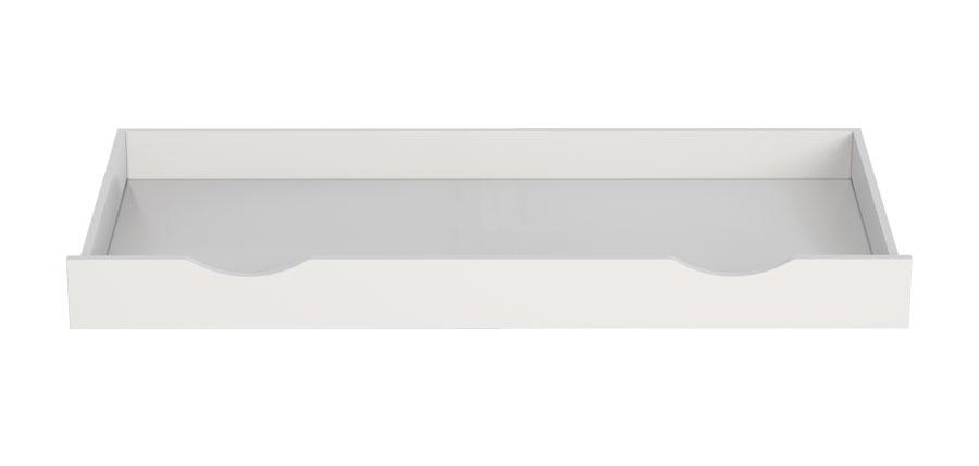 Kontajner na posteľnú bielizeň Faktum Alda 70 X 140, Ice Glossy
