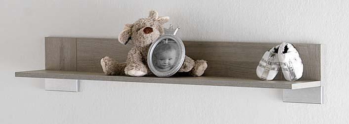 Kidsmill Polička Vigo Grey