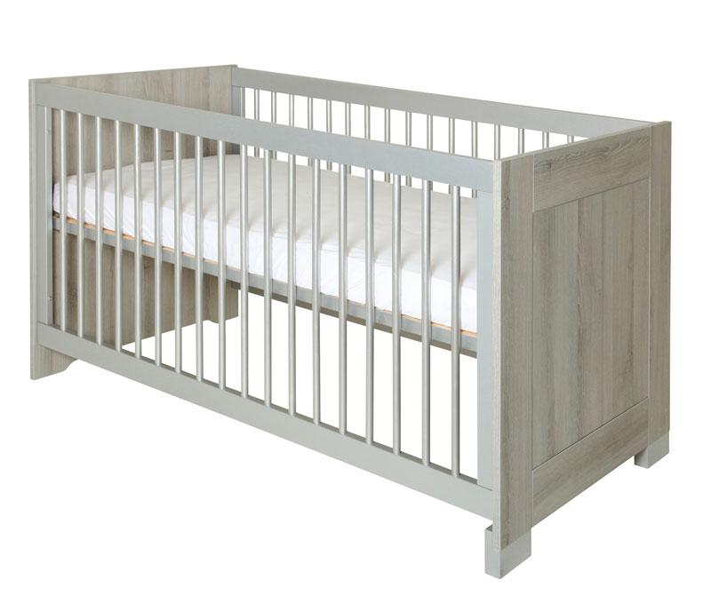Kidsmill Postieľka Vigo Grey 70 X 140 cm