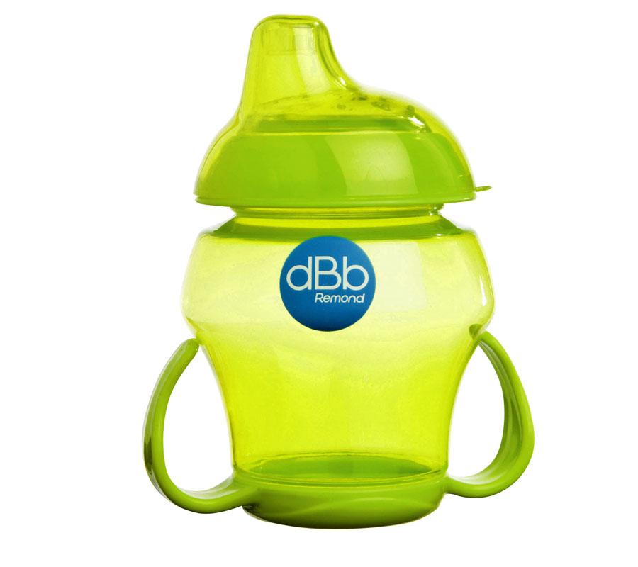 dBb Remond Dbb Baby Pohárik, 250 Ml, Zelená