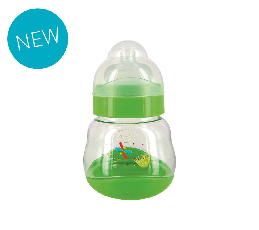 dBb Remond Dbb Detská fľaštička 150 ml so širokým Hrdlom Nature Z Tritanu
