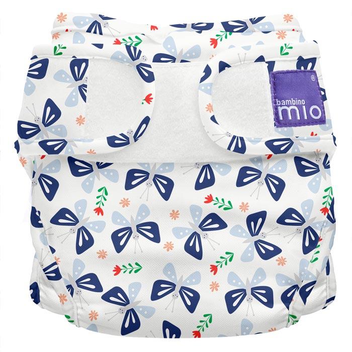 Bambino Mio Miosoft plienkové nohavičky Butterfly Bloom Veľ. 2