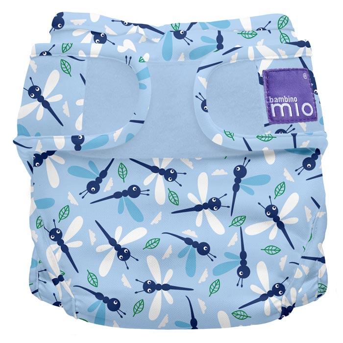 Bambino Mio Miosoft plienkové nohavičky Dragonfly Daze Veľ. 1