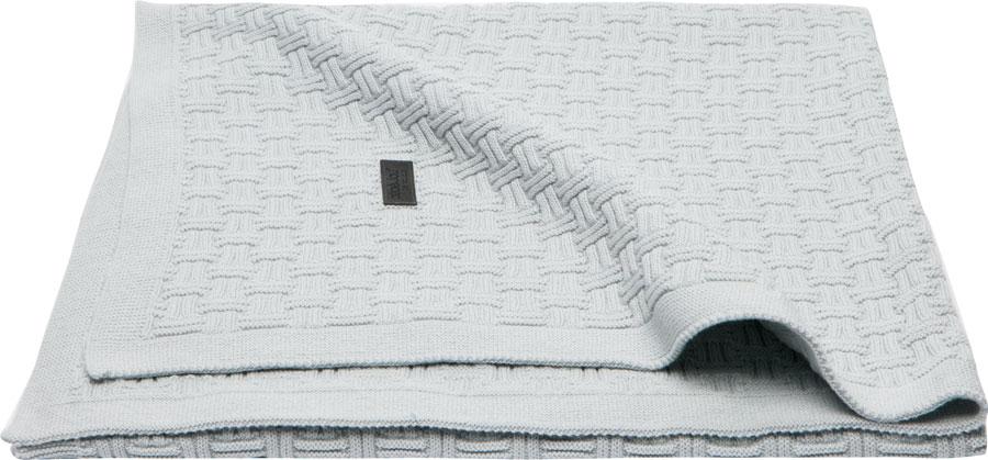 Bebe-Jou Detská deka Mira 75 X 100 cm - Fabulous Cloud Grey
