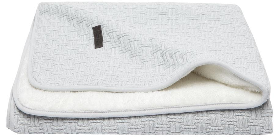 Bebe-Jou Detská deka Mori 75 X 100 cm - Fabulous Cloud Grey