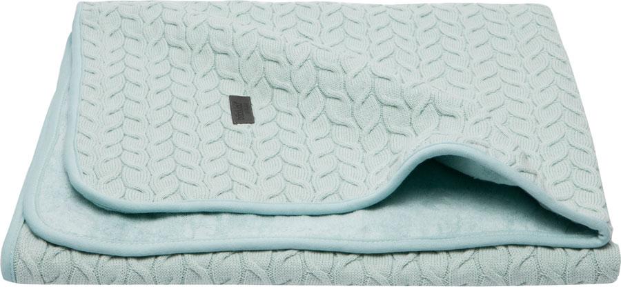 Bebe-Jou Detská deka samo 75 X 100 cm - Fabulous Morning Mint