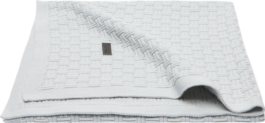 Bebe-Jou Detská deka Mira 90 X 140 cm - Fabulous Cloud Grey