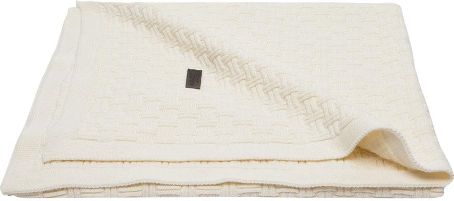 Bebe-Jou Detská deka Mira 90 X 140 cm - Fabulous Shadow White