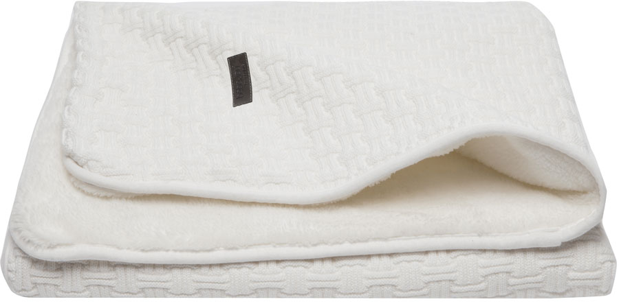 Bebe-Jou Detská deka Mori 90 X 140 cm - Fabulous Shadow White