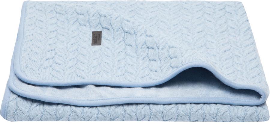 Bebe-Jou Detská deka samo 90 X 140 cm - Fabulous Frosted Blue