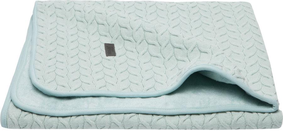 Bebe-Jou Detská deka samo 90 X 140 cm - Fabulous Morning Mint