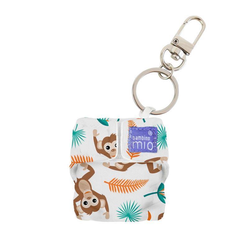 Kľúčenka Minisolo Bambino Mio, Spider Monkey
