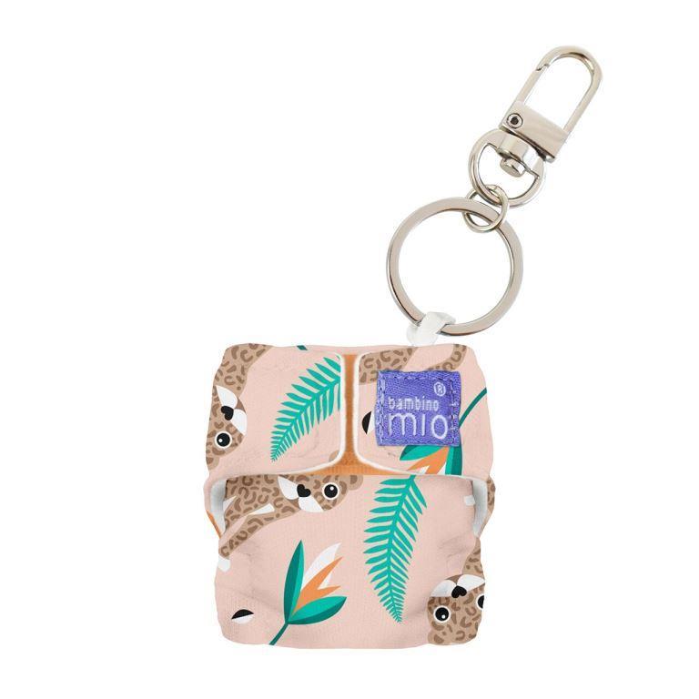 Kľúčenka Minisolo Bambino Mio, Wild Cat