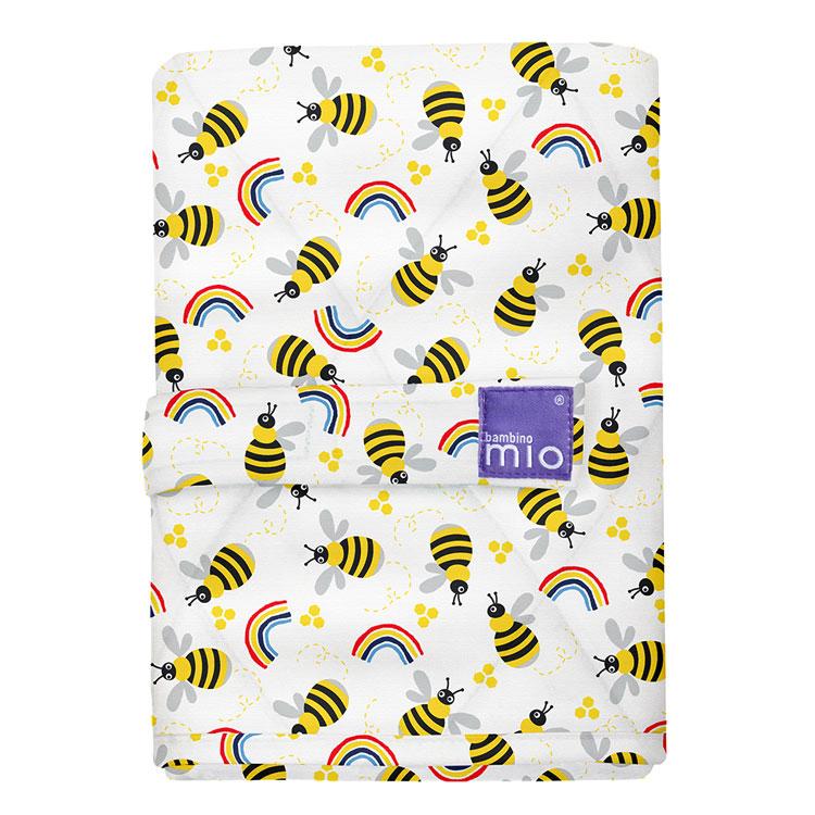 Bambino Mio prebaľovacia podložka 60 X 43 Honeybee Hive