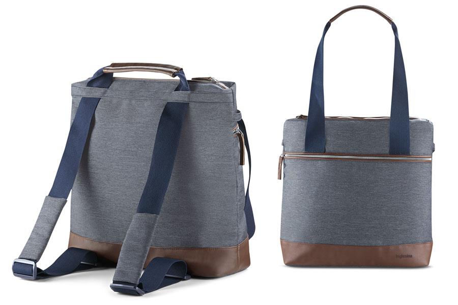 Inglesina taška Aptica Back Bag Tailor Denim