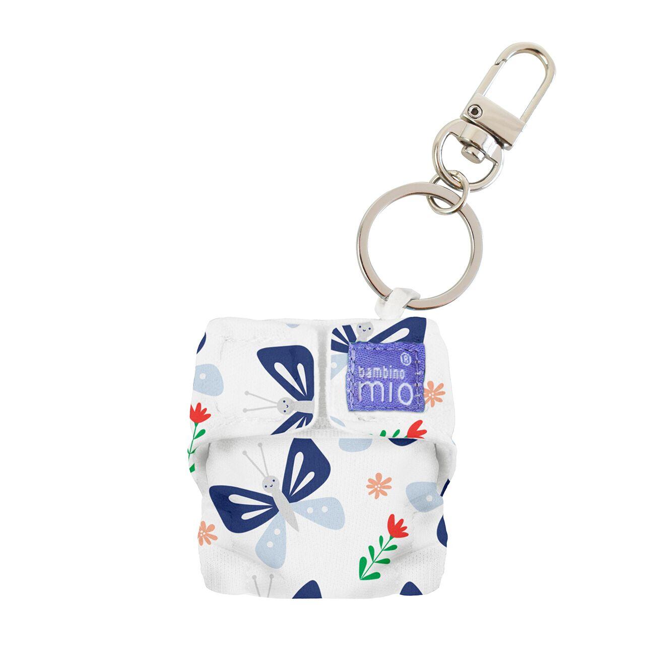 Kľúčenka Minisolo Bambino Mio, Butterfly Bloom