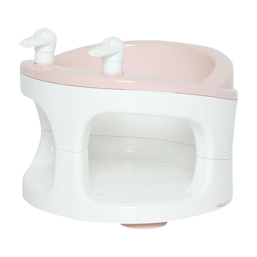 Bebe-Jou Kúpacie sedadlo Bébé-Jou Leopard Pink