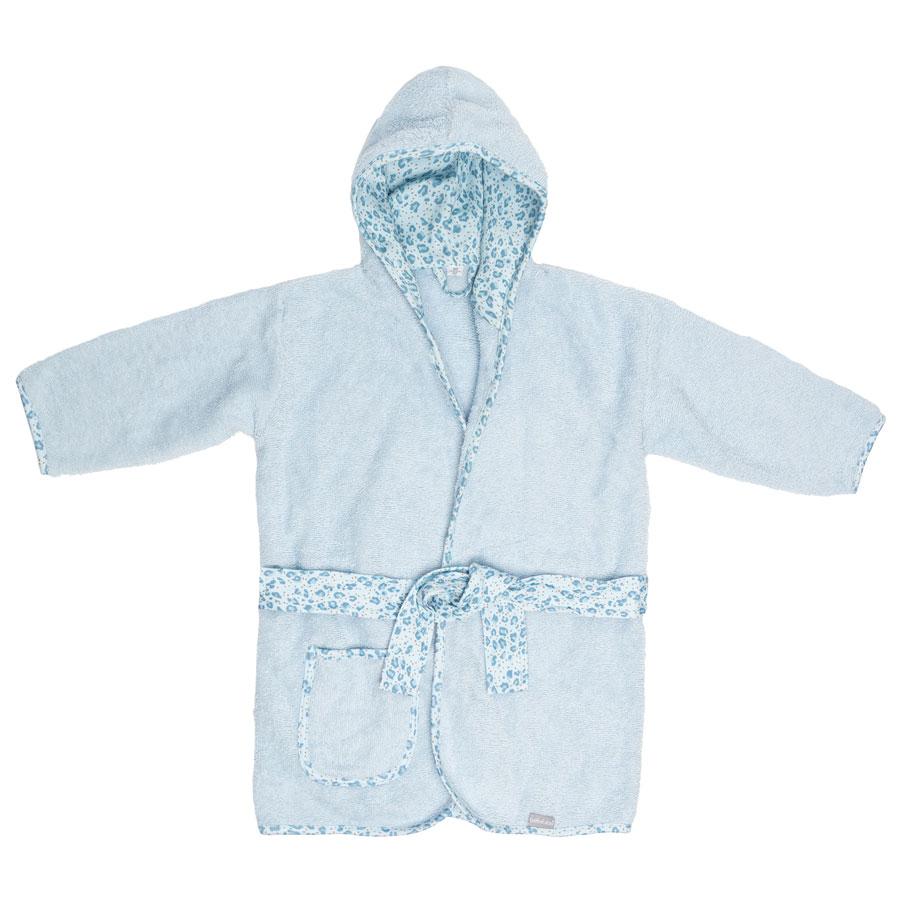 Bebe-Jou Župan Bébé-Jou Leopard Blue
