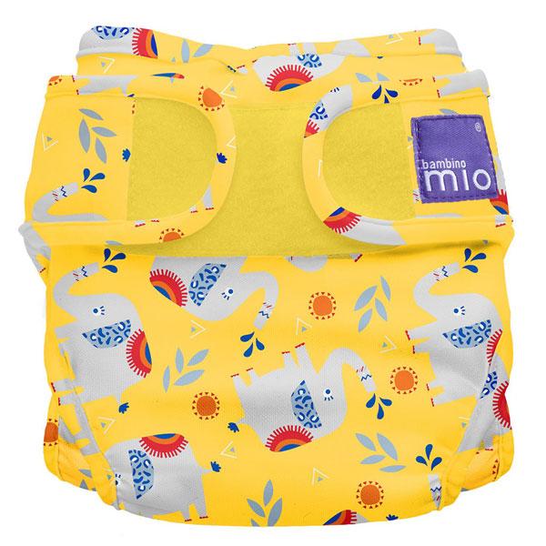 Bambino Mio Miosoft plienkové nohavičky elephant Stomp 3 - 9 Kg