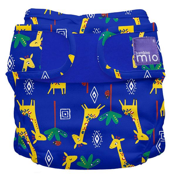 Bambino Mio Miosoft plienkové nohavičky Giraffe Jamboree 3 - 9 Kg