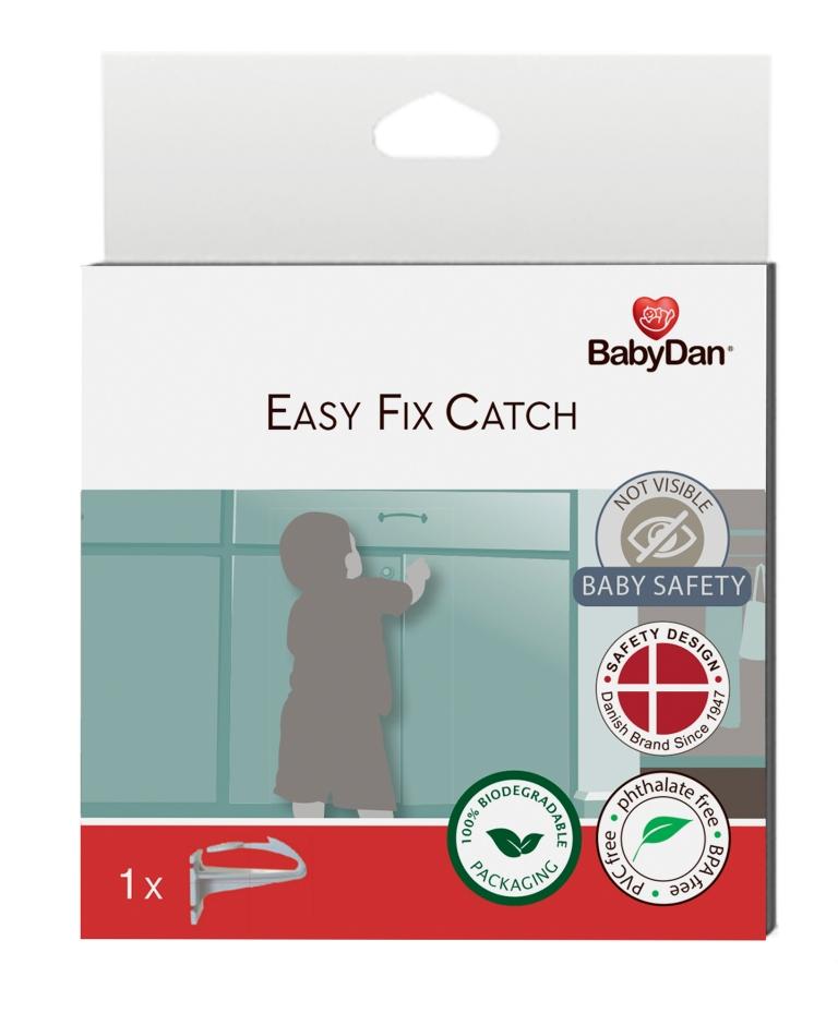 Baby Dan BabyDan univerzálny uzáver lepiaci Easy Fix Catch, BIO