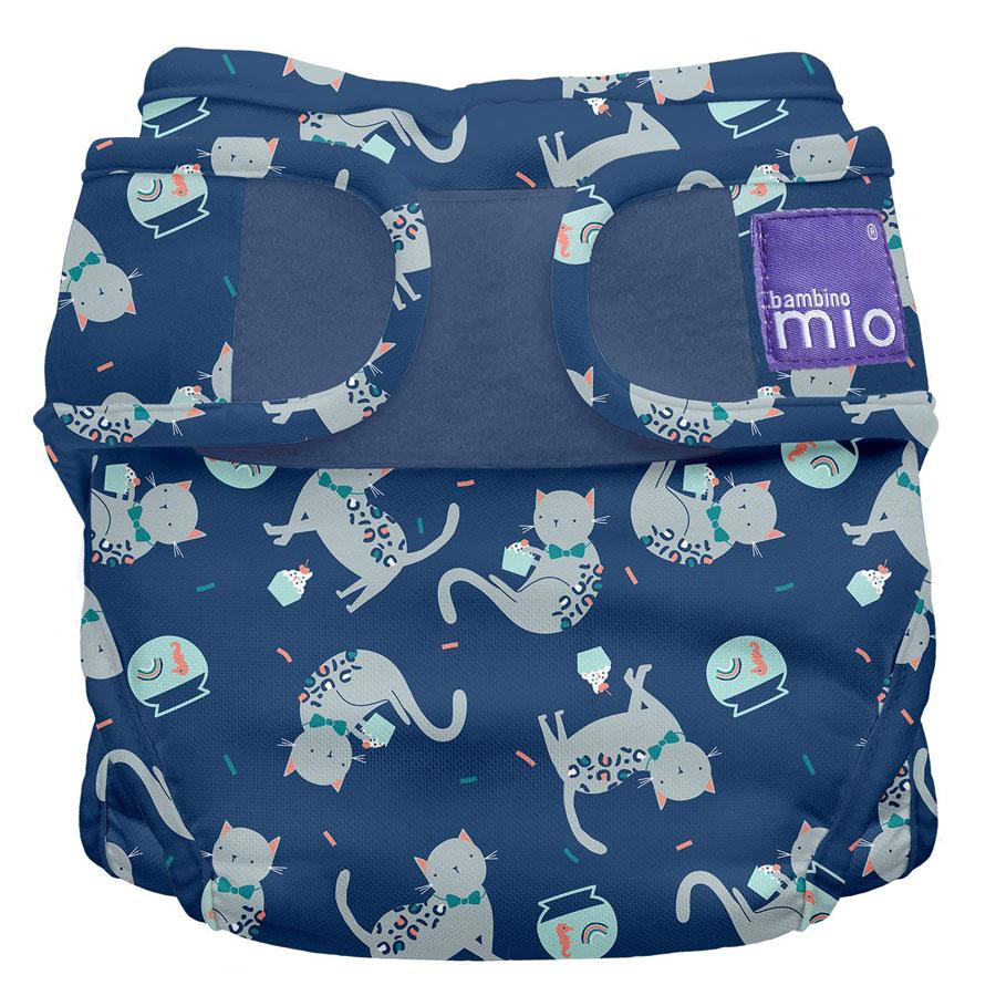 Bambino Mio Miosoft plienkové nohavičky Feline Fiesta 3 - 9 kg