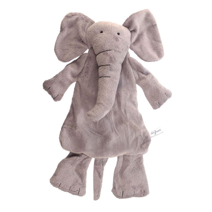 Plyšová hračka Difrax sloník Elliot