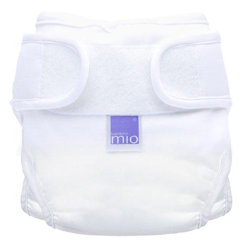 Bambino Mio Miosoft plienkové nohavičky Biele Veľ. 2