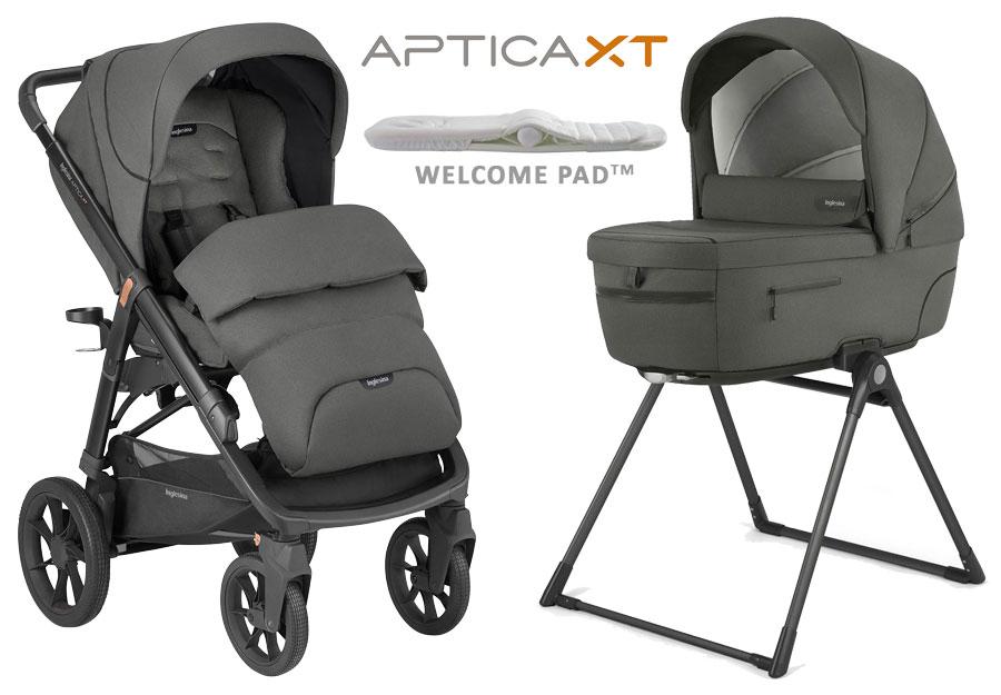 Inglesina Aptica XT 2v1 2021 Charcoal Grey