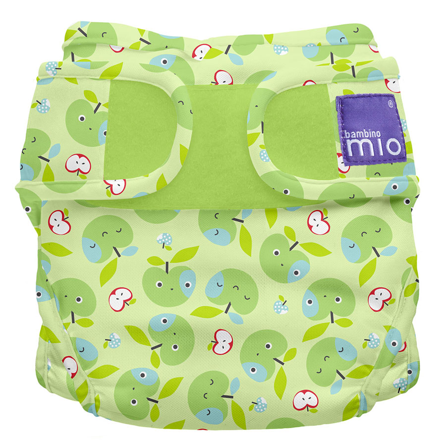 Bambino Mio Miosoft plienkové nohavičky Apple Crunch 9-15kg
