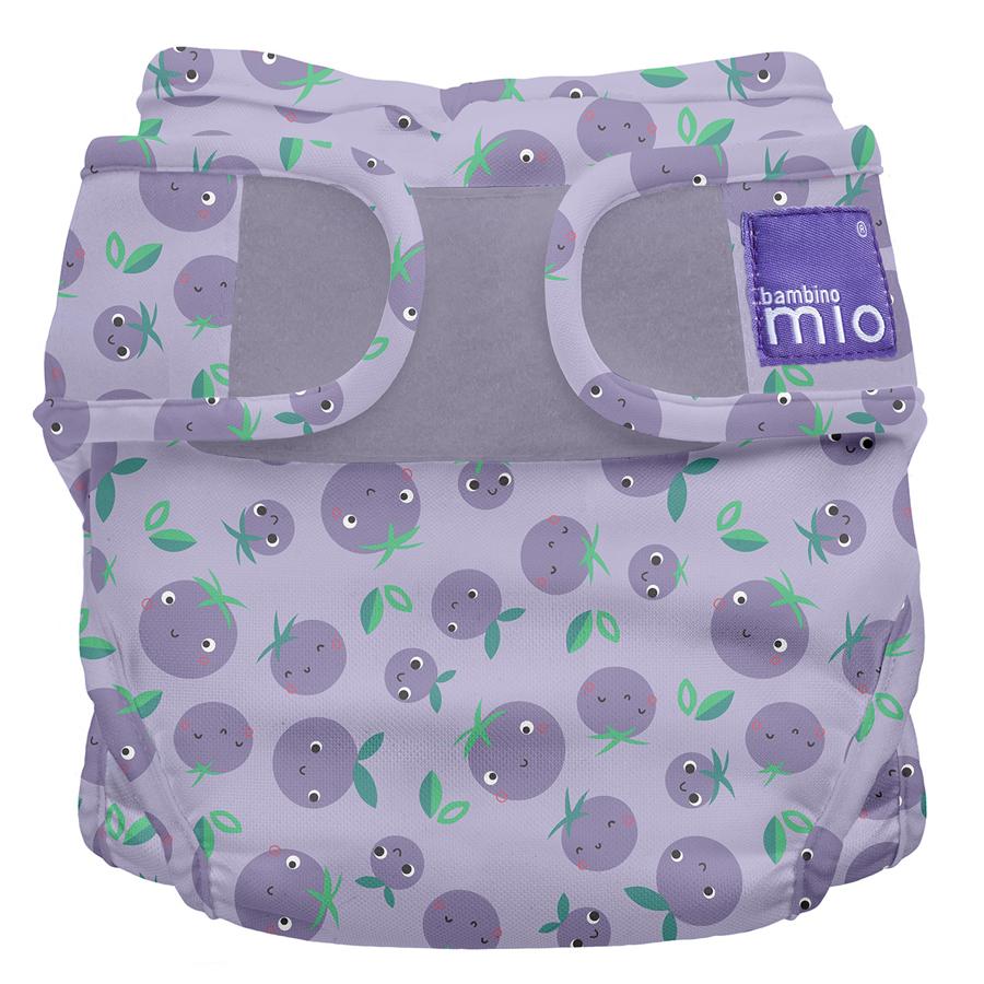 Bambino Mio Miosoft plienkové nohavičky Berry Bounce 3-9kg
