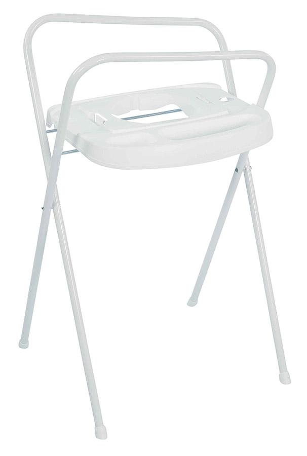Bebe-Jou Kovový stojan Click na vaničku Bébé-Jou 98Cm biely