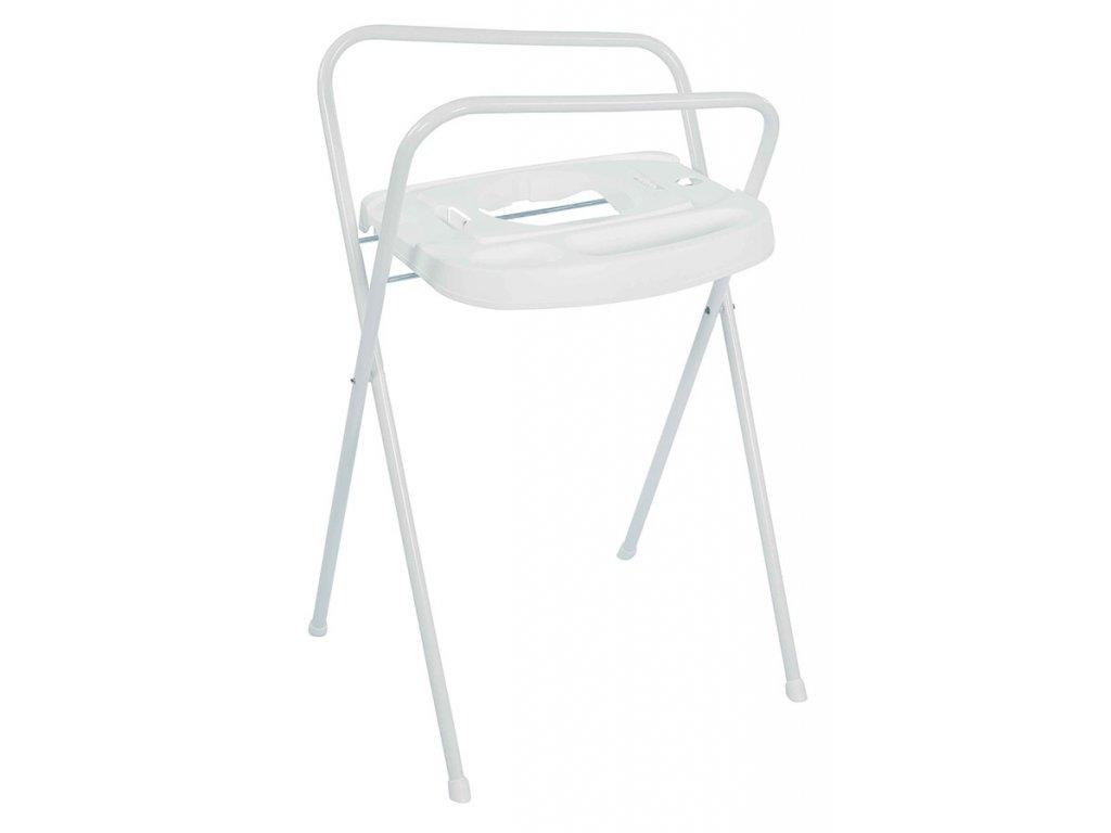 Bebe-Jou Kovový stojan Click na vaničku Bébé-Jou 103Cm biely