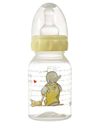 Bebe-Jou Fľaštička Bébé-Jou Humphrey Žltá 125 Ml
