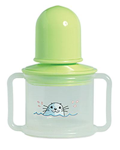 Bebe-Jou Nekvapkajúci hrnček Bébé-Jou Limetka