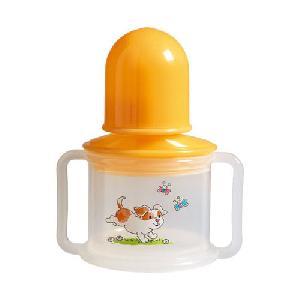 Bebe-Jou Nekvapkajúci hrnček Bébé-Jou Marhuľový