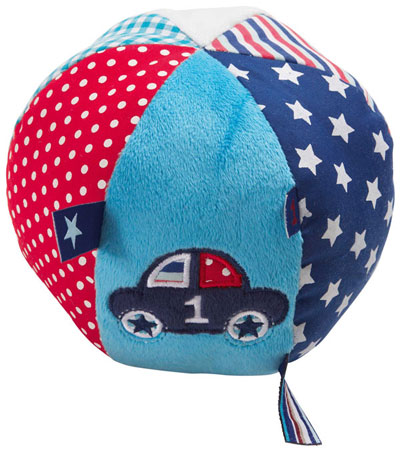 Bebe-Jou Šuštiaci plyšový balón Bébé-Jou 1-2-3