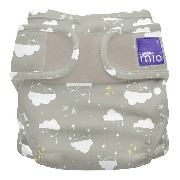 Bambino Mio Miosoft plienkové nohavičky Cloud Nine Veľ. 2