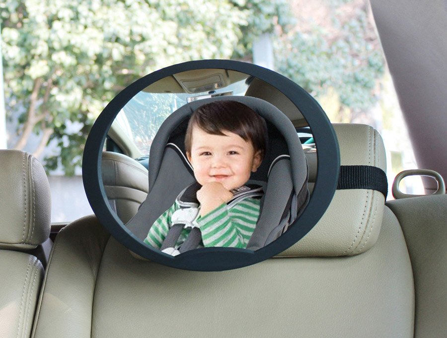 Baby Dan Nastaviteľné Spätné zrkadlo do auta