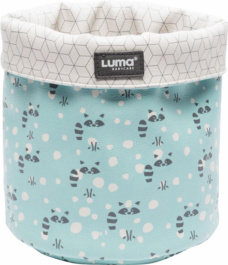 Odkladací košík Luma Racoon Mint