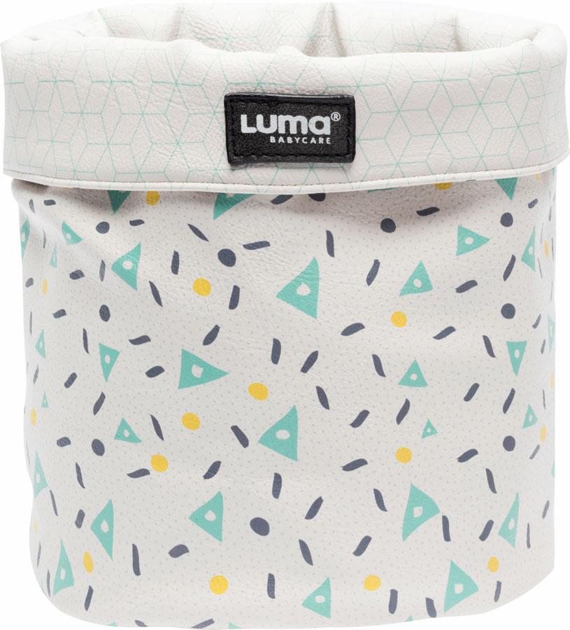 Odkladací košík Luma Shapes Mint