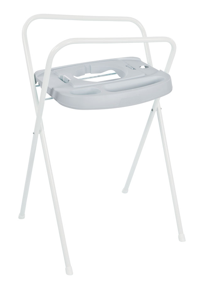 Bebe-Jou Kovový stojan Click na vaničku Bébé-Jou 103 cm  Light Grey
