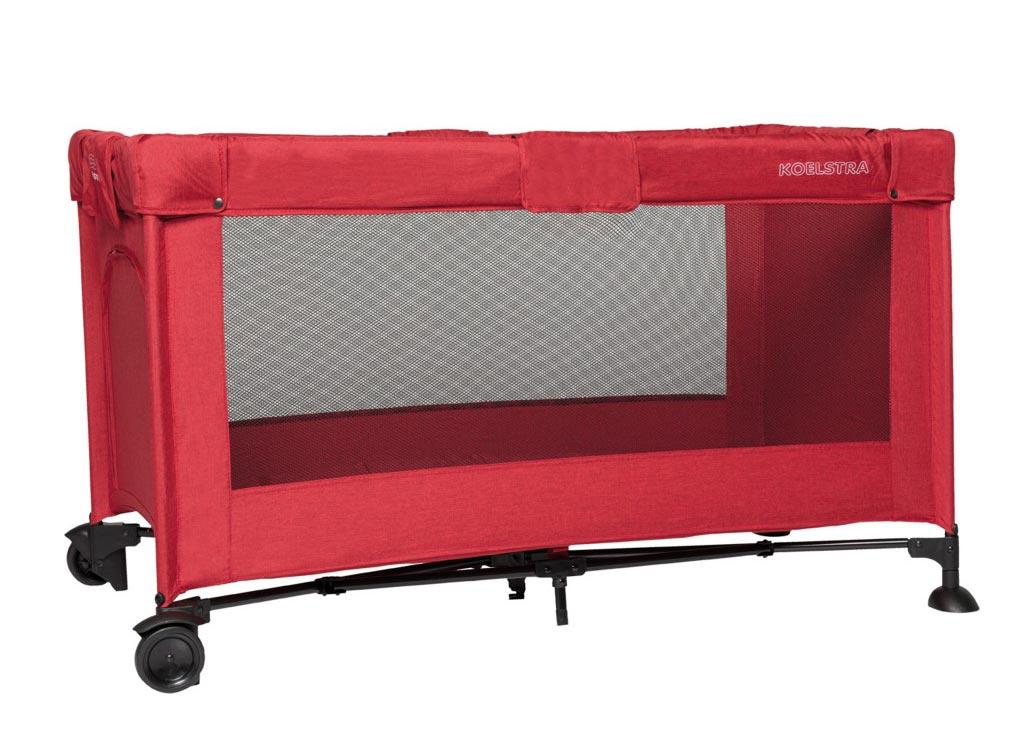 Koelstra cestovná postieľka T5 Red Melange