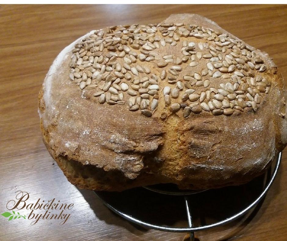 Časový rozvrh prípravy kváskového chleba