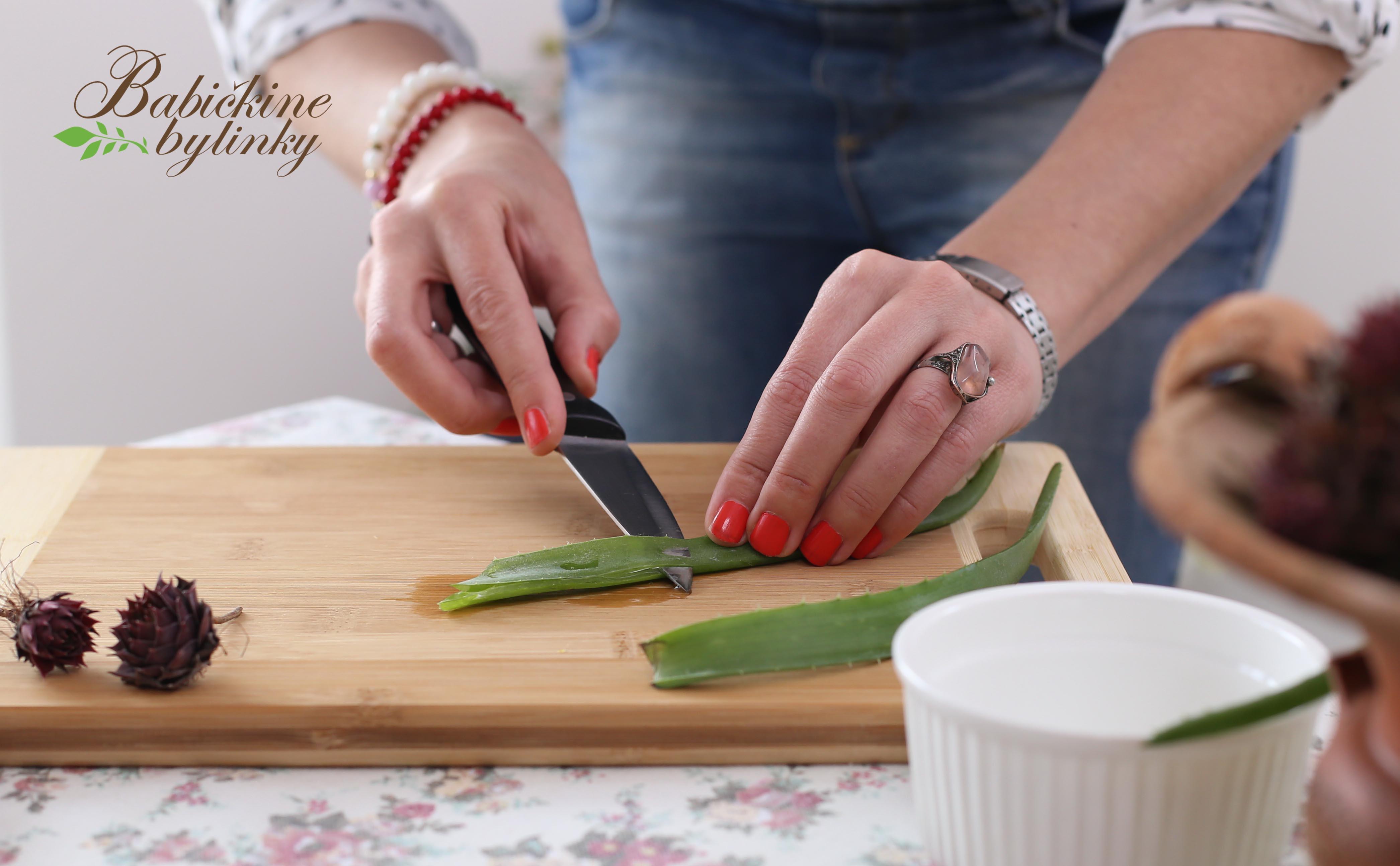 Aloe vera - účinky a použitie