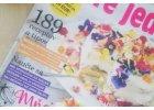 Čas na jedlé kvety (časopis Dobré jedlo)
