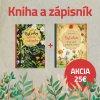akcia kniha a zápisník babičkine bylinky