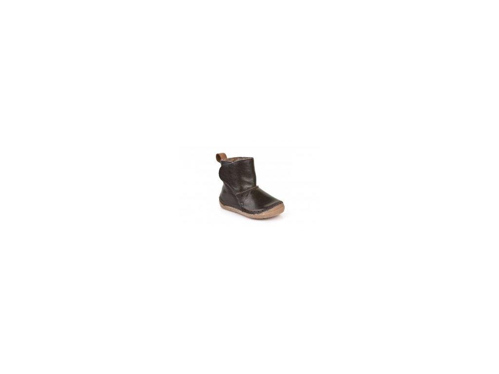 3383dd27e00 Froddo kožené zimní boty G2160040-K Dark Blue - Babol.cz