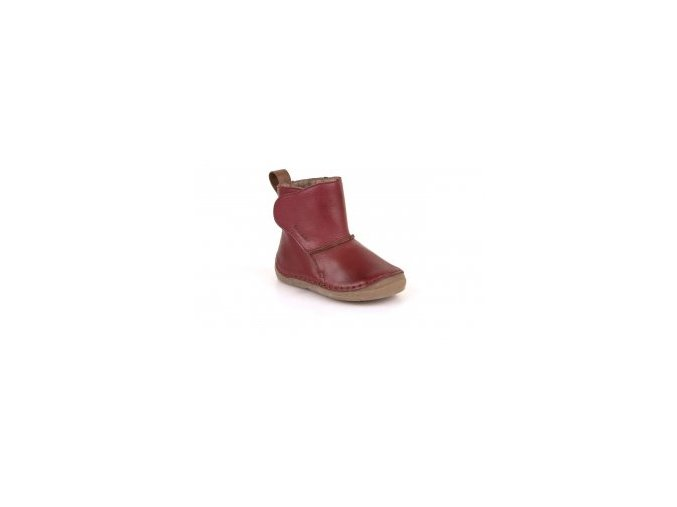 Froddo kožené zimní boty G2160040-6K Bordeaux